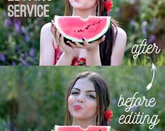Photo Editing Service - Photo Retouching - Photo Edit Services - Photoshoot Retouching - Picture Editing Of Photos -Image Editing -Portrait