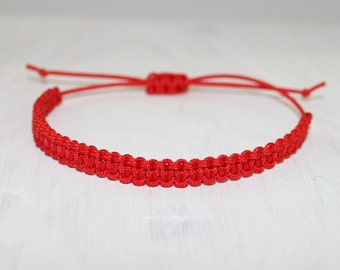 Kabbalah bracelet / kabbalah bracelet / thread weaving macrame - Creation of sparkle