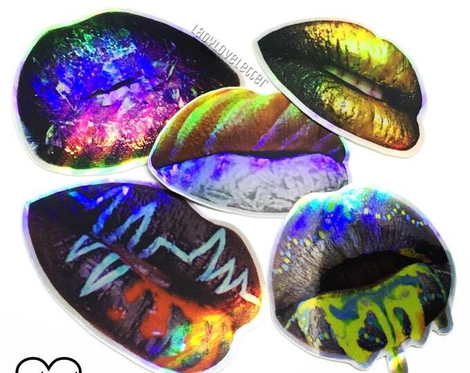 Lip Luv Sticker Pack