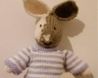 "Cute and cuddly ""Benjamin Bunny"""