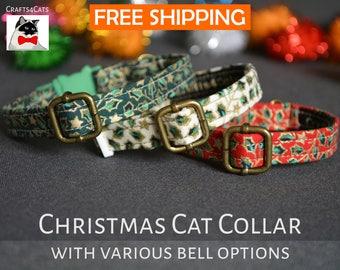 Collars: Christmas