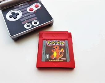 Pokemon Red (Full Color) Version Nintendo Game boy gbc gba gba sp (Fan Made Game) Gameboy