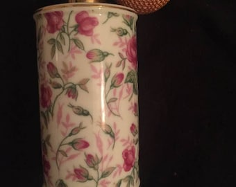 Rose Chintz Perfume Atomizer