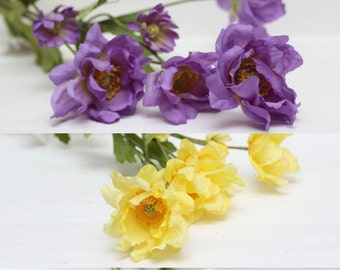 Real touch flowers Artificial flower Fake flowers - item5227
