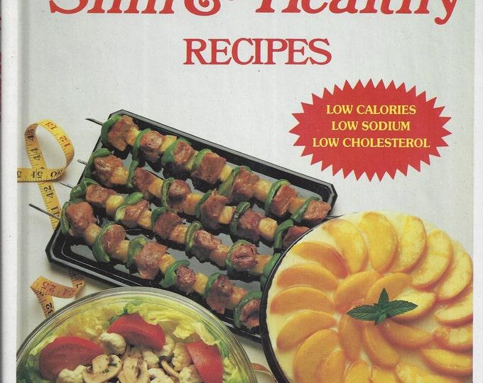 Consumer Guide Slim & Healthy Recipes Cookbook 1990