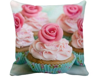 Luxery Cupcakes - Candy - Cushion
