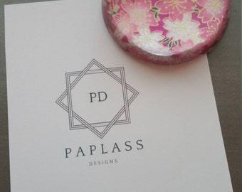 Paperweight, Glass Paperweight, Dome Paperweight