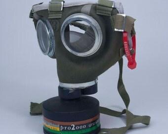 Gas Mask (1186-10-G1315)