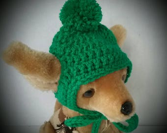 Small Dog hat, Chihuahua hat, Dog hat, Hat for a Yorkie
