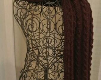 Scarf - Large scarf twist