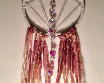 Pink Dreamz dream catcher