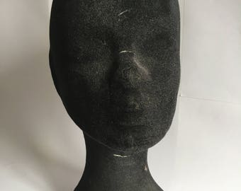 Sewing mannequin head
