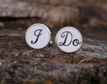 Men's cufflinks I DO