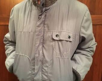 Women's Bomber Jacket Vanderbilt Bomber coat jacket women's 80's