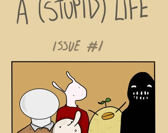 A STUPID LIFE NO.1 comic