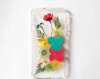 pressed flower case iphone 6/6s