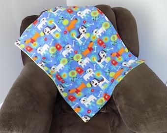 Dog Fleece Blanket - Pet Fleece Blanket