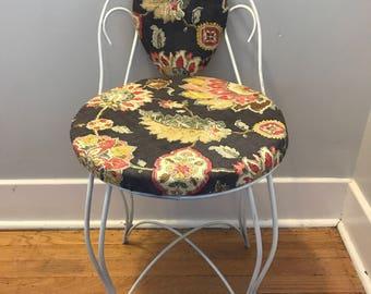 Small chair cushion | Etsy