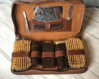 Vintage Mens Grooming Kit