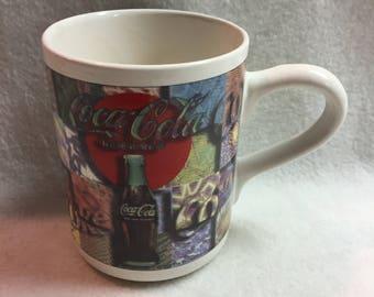 Coca Cola Mug (#018)