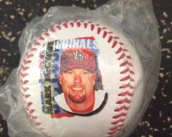 Chex: Mark McGuire Baseball