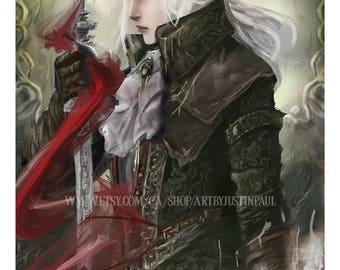 Lady Maria of the Astral Clocktower - Bloodborne