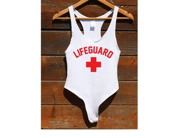 Lifeguard Bodysuit