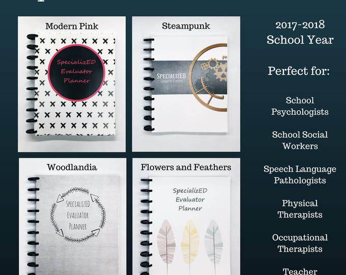 Featured listing image: SpecializED Evaluator Planner for School Evaluators