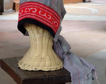 Hill tribes image Head bandana-style Cap