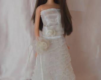 Barbie's Wedding Dress