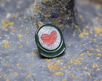 Heart Sushi Roll Pin ~ Cute Kawaii Pin ~ Listing for ONE pin ~ Calling all Sushi lovers!