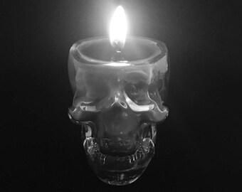 SKULL | Triple scented | Soy wax candle | 100mls | 18 - 20 hour burn time | Vegan | Handmade in Australia | Customise |