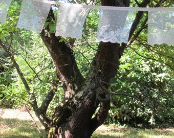 Lace garland - Picnic - Wedding - 2m50