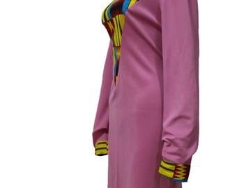 Kaa African dress
