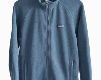 Patagonia BETTER SWEATER Fleece Jacket mens size M