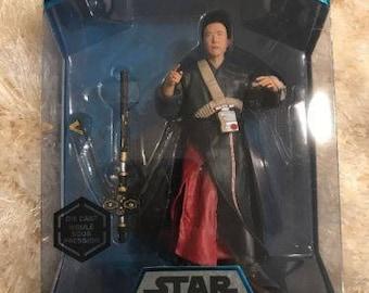"Star Wars Elite Series Rogue One Chirrut Imwe DIE-CAST Action Figure 6.5"""
