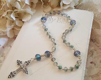 Anglican Prayer Beads - Ladies Rosary - Illumination