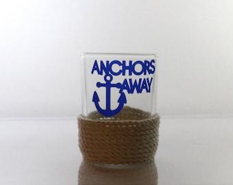 Nautical Candle Holder