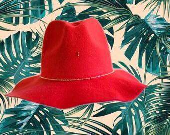 Not my type fedora hat