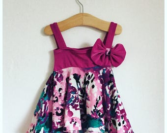 Wild Thing Summer Dress