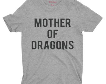 Mother of Dragons Shirt. GOT. Game of Thrones. Game of Thrones Shirt.