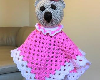Baby Blanket - Snuggle Buddy