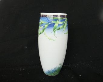 vase moderne en porcelaine jungle / Versace_ vaso moderno in porcellana jungle-современная фарфоровая ваза для джунглей