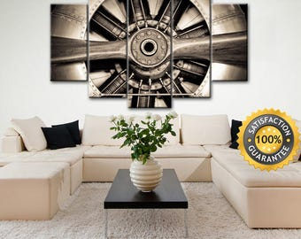 Airplane Propeller Etsy