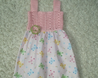 Dress for children 3 years