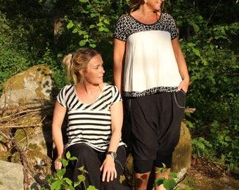 Harembyxa Lidia Paper Pattern Ladieswear Pappersmönster Damkläder