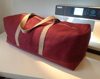 Travel bag, weekend bag or gym bag