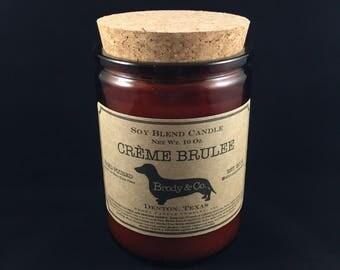 Creme Brûlée Candle