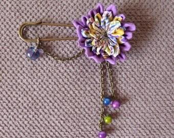brooch PIN for shawl