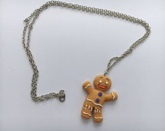 Necklace little cookie